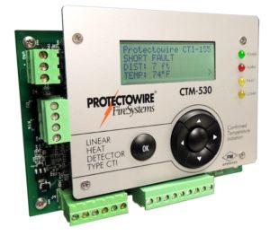 7-ctm-530-300x263 Перегрев и обнаружения пожара для солнечных электростанций
